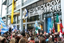 Das Gebäude der Scientology-Kirche Berlin e. V.