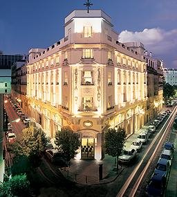 Scientology Kirche Madrid